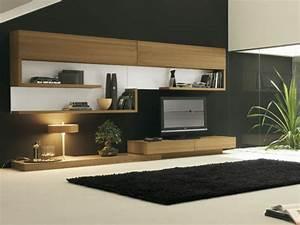 Wohnzimmer Holz Modern : wie ein modernes wohnzimmer aussieht 135 innovative designer ideen ~ Indierocktalk.com Haus und Dekorationen