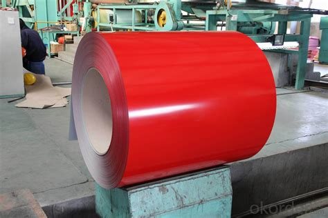 printed ppgi prepainted steel coil color coated steel  film hdgi real time quotes