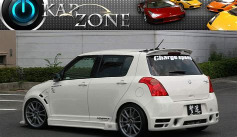 New Baleno Modification Accessories by New Kit Baleno