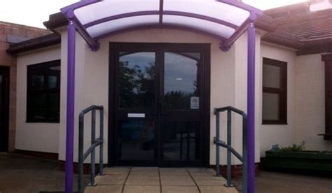 white hall academy essex entrance canopy  canopies