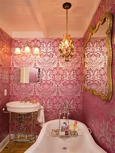 Schlafzimmer Französischer Stil : 42 wundersch ne design ideen mit vintage tapeten ~ Sanjose-hotels-ca.com Haus und Dekorationen