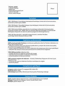 How to write a great french cv working in france for French cv template
