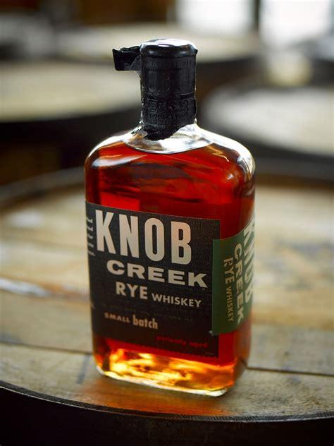 knob creek rye knob creek rye the dieline packaging branding design