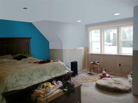 photoshop trial  master bedroom  valspar colors