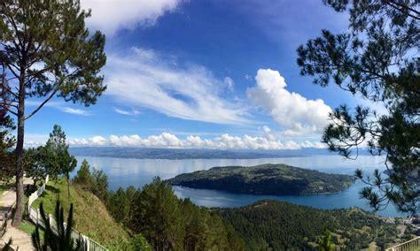 mencari ketenangan  geosite sipinsur danau toba