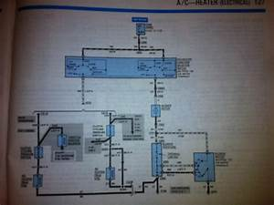 Wiring Schematic For A  C