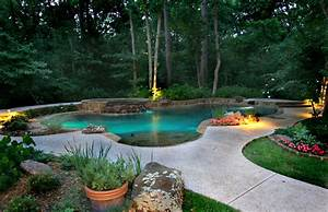 Pools - Tropical - Pool - houston - by Preferred Pools Inc