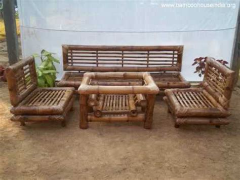 bamboo furniture  indiawmv youtube