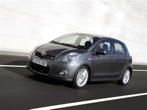 toyota yaris  sport car  catalog