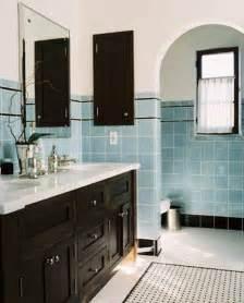 Blue Tile Bathroom Ideas 45 Magnificent Pictures Of Retro Bathroom Tile Design Ideas