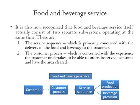Guest Services Definition by Notes On Food And Beverage Service Grade 12 Gt Hotel