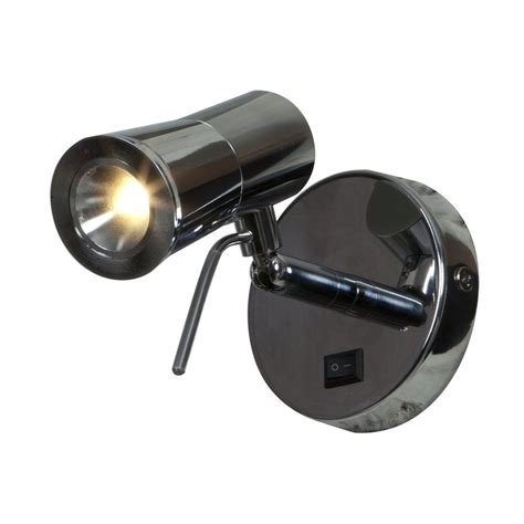access lighting cyprus 3 in w 1 light chrome arm plug in led wall sconce at lowes com