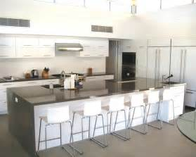 kitchens with large islands large kitchen with island modern kitchen los angeles by cedar hill cabinets