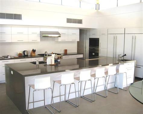 kitchen islands modern large kitchen with island modern kitchen los