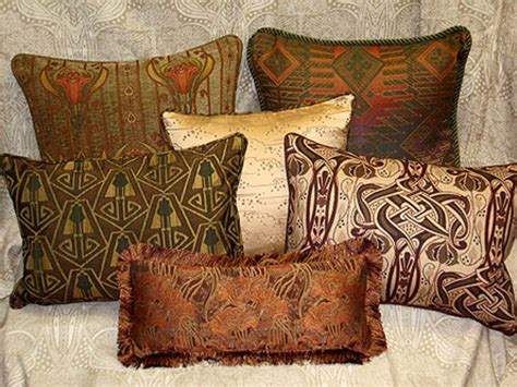 Craft Upholstery by Craft Of The Accent Pillow Arts Crafts Homes And
