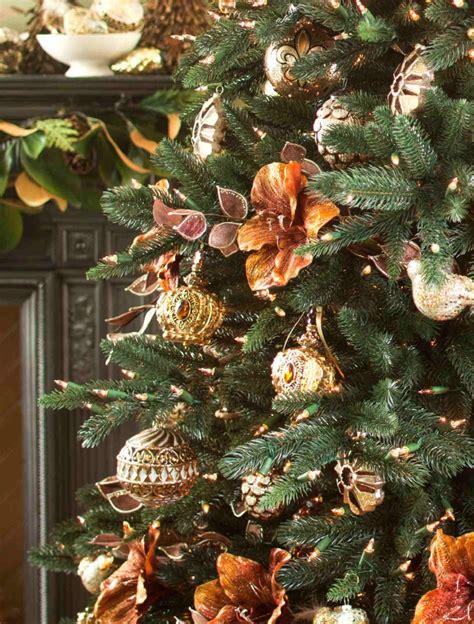 aspen estate fir  gramercy park ornaments