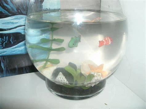 fake aquarium   create art  model decorating