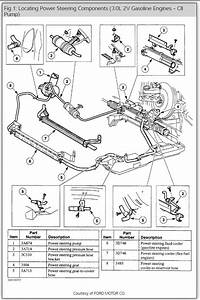 2001 Ford Taurus Coolant Hose Diagram