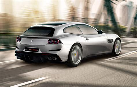 super fast family car  ferrari gtclusso  italia