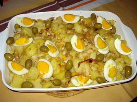 cuisine portugaise facile recette de bacalhau à gomes sà morue à la portugaise