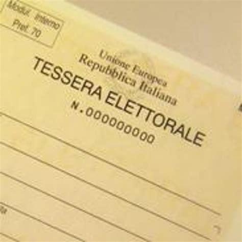 Ufficio Elettorale Napoli by Rilascio Duplicati Tessere Elettorali I Nuovi Orari Di