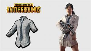 School Shirt With Necktie PlayerUnknown39s Battlegrounds