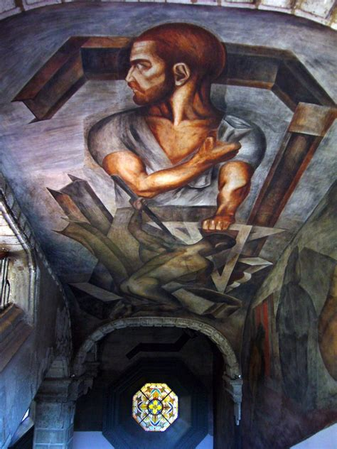 Jose Clemente Orozco Murales San Ildefonso by Panoramio Photo Of Mural De Jos 233 Clemente Orozco