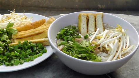 vegan vegetarian vietnamese recipe pho noodle soup youtube
