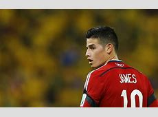 James Rodríguez would cost Real Madrid 75 million euros