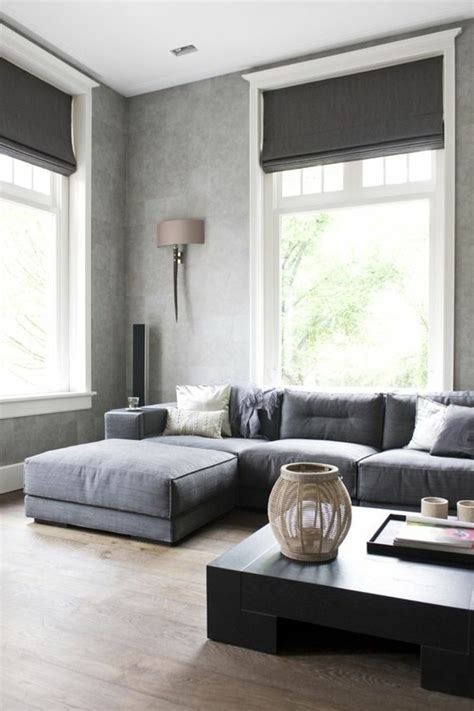 deco salon canape gris quelle couleur pour un salon 80 idées en photos