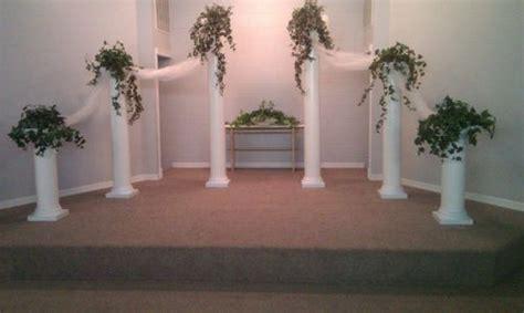 Wedding Column Ebay Wedding Columns Wedding Ceremony