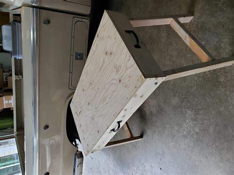 portable work table ana white