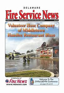 Delaware Fire Service News Fall 2012 by Fire News - Issuu