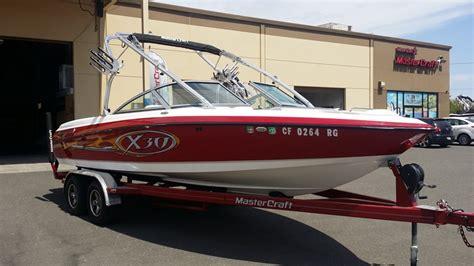 Ski Boats For Sale Northern California by Mastercraft X30 Boats For Sale In Rancho Cordova California