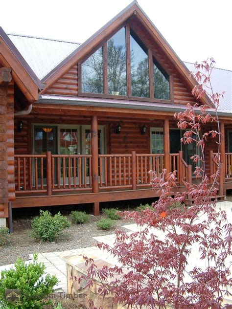 small cabin home plans log home exterior pictures custom timber log homes