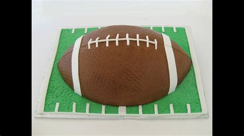 football cake buttercream  fondant youtube
