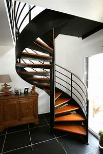 Escalier En Colimaçon : escalier colima on ou helicoidal escaliers fabriqu s par ~ Mglfilm.com Idées de Décoration
