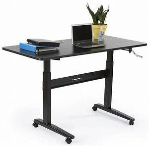Manual Height Adjustable Desk