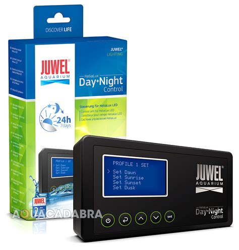 Juwel Helialux Controller Led Lighting Day Night Timer