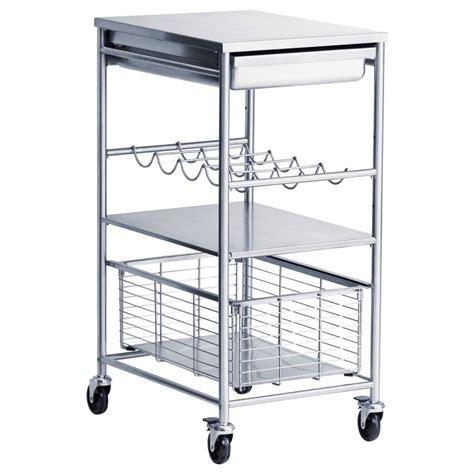 Ikea Grundtal Kitchen Trolley  Nazarmcom