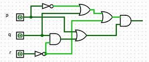 Circuit Diagram In The Assignment