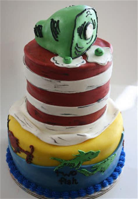 sweet dr seuss cake  cake pops