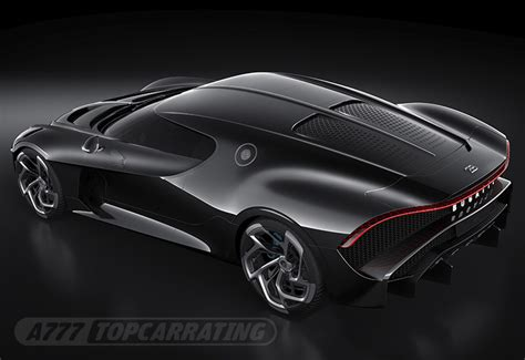 Bugatti is a small automaker, but it's precisely its size that allows it to build very limited runs of a but bugatti still builds a physical model via milling after the digital 3d design has been mostly finalized. 2019 Bugatti La Voiture Noire - specifications, photo, price, information, rating