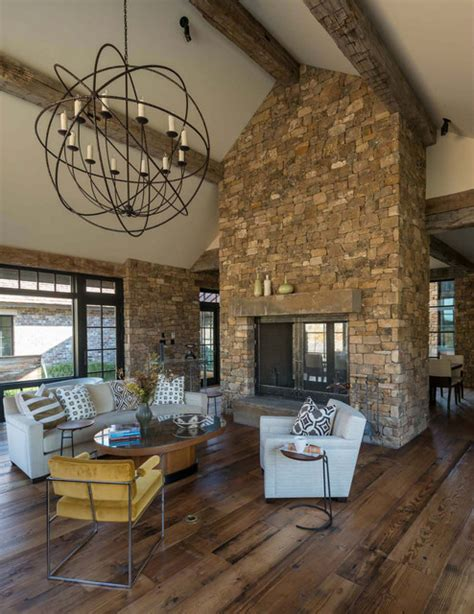 rustic traditional living room traditional living room Rustic Traditional Living Room