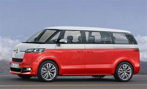 Volkswagen Microbus Photos And News