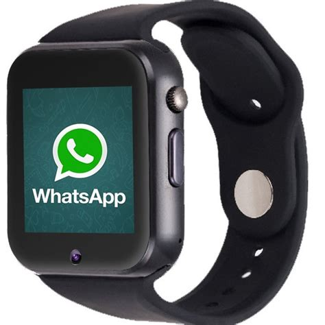 rel 243 gio smartwatch a1s responde whatsapp chip android dz09