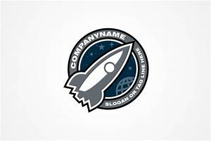 Space Rocket Logo - Pics about space