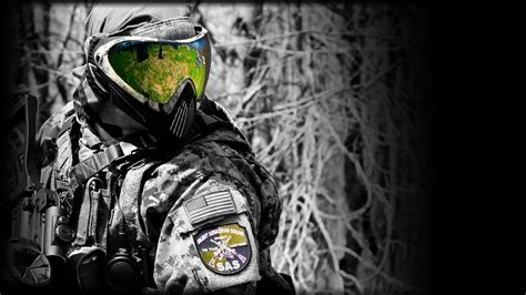 PAINTBALL weapon gun paint extreme strategy action