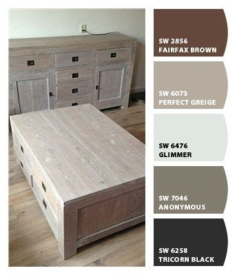 driftwood greige paint colors by sherwin williams sw fairfax brown sw greige sw