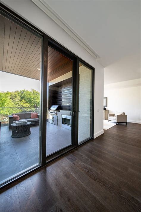 aluminium sliding doors  stacker doors rylock
